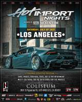 Hot Import Nights: Los Angeles